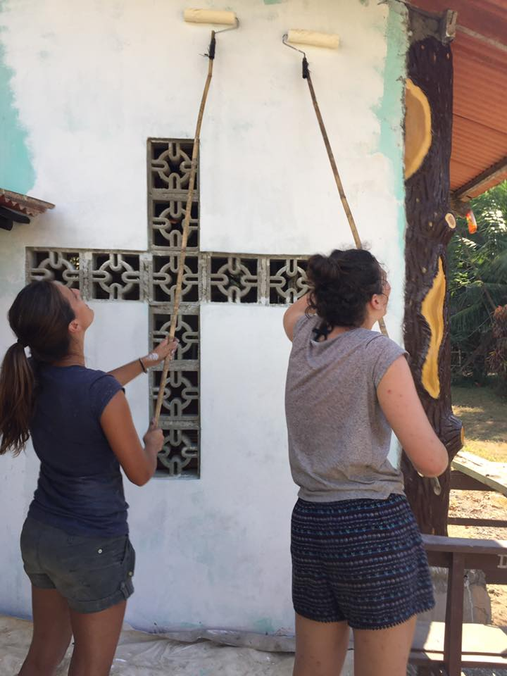 Building Projects Abroad