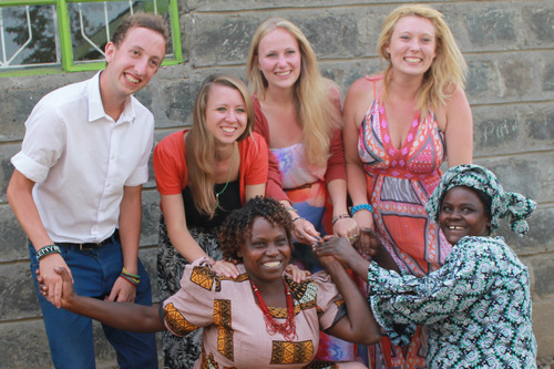 Inspiring Futures – Nakuru Children's Project in Kenya
