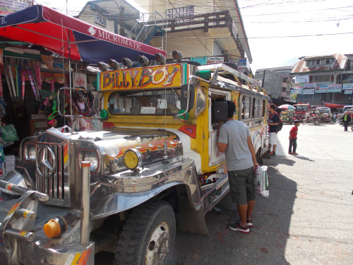 Rickshaws and Jeepneys The Philippines
