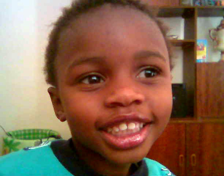 Child in South Africa