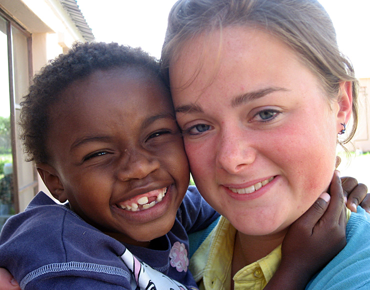 Looking After Kids in South Africa