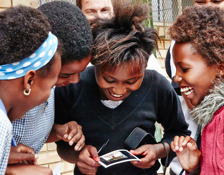 Photography Teaching Project South Africa