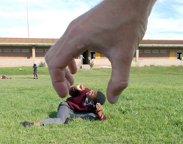 Teaching Photographic Perspective