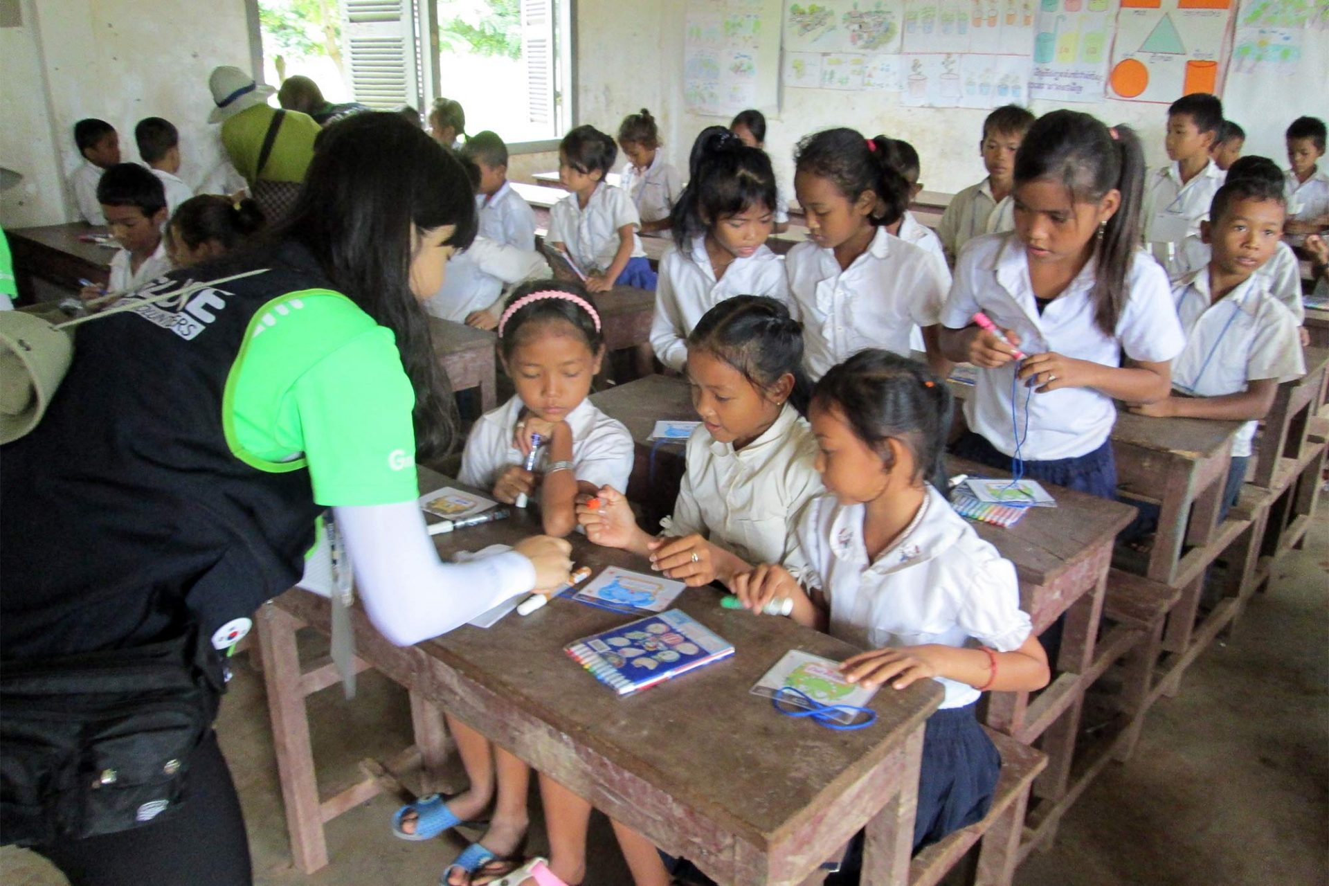 Cambodia Teaching Project