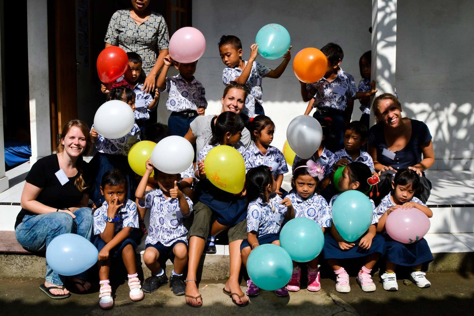 Work with Kids Abroad Gap Year