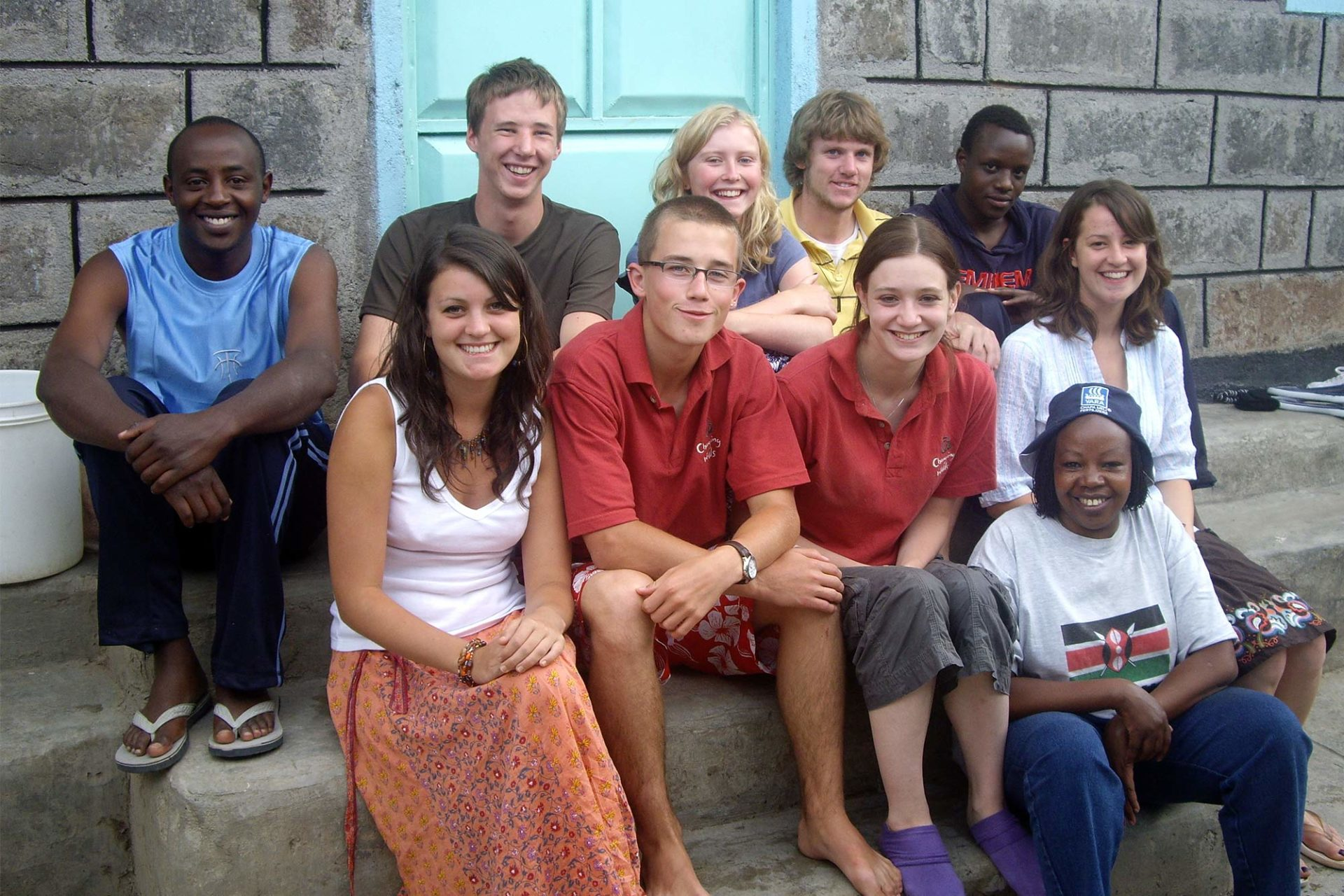 Care Work Project in Kenya