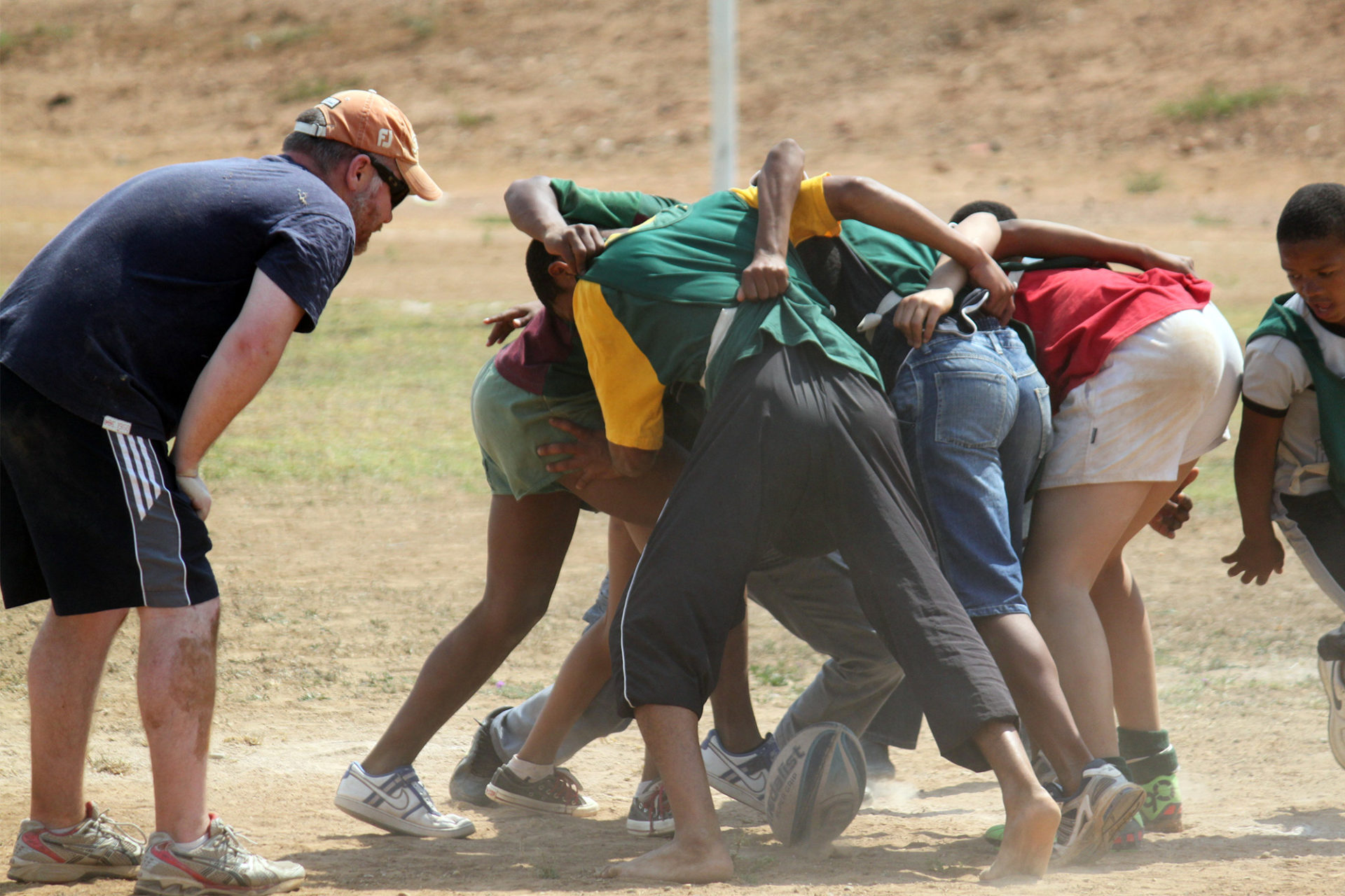 South Africa Rugby Project Career Break