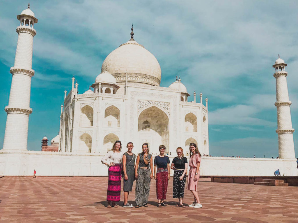 India Road Trip – the Journey of the Garlic Girls