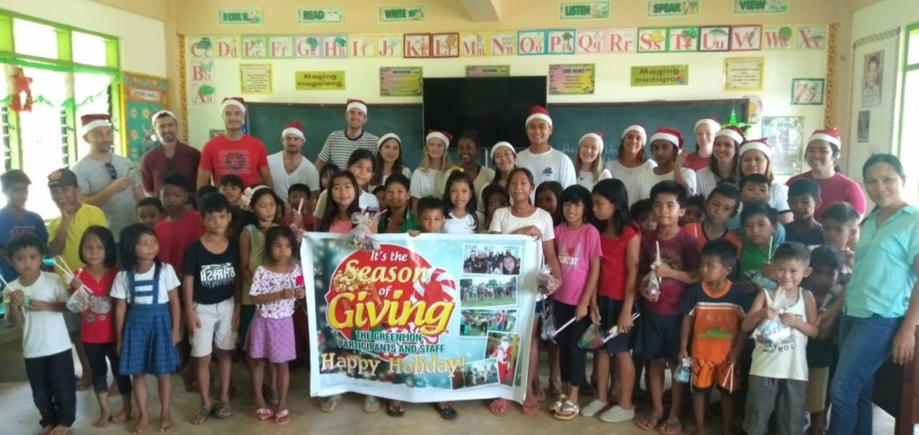 Christmas Gift Giving in the Philippines