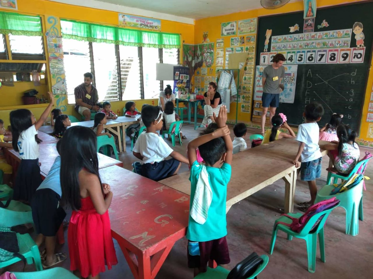 Teaching in the Philippines