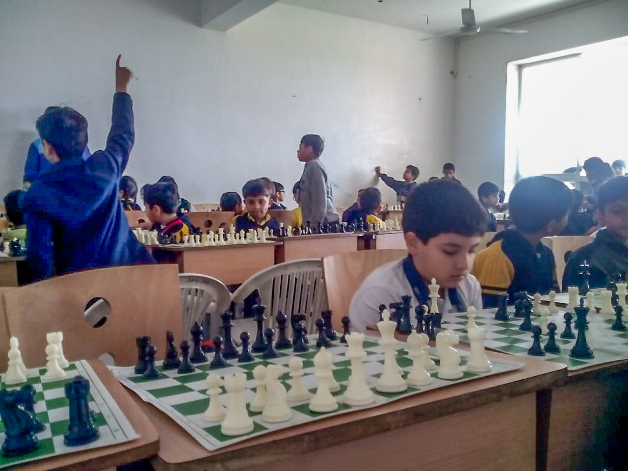 Chess Game in India
